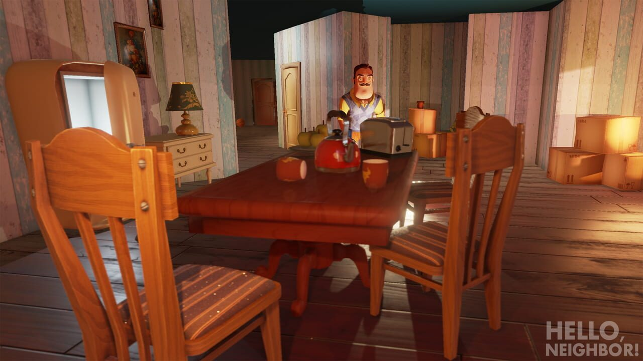 Hello Neighbor Free Install Download