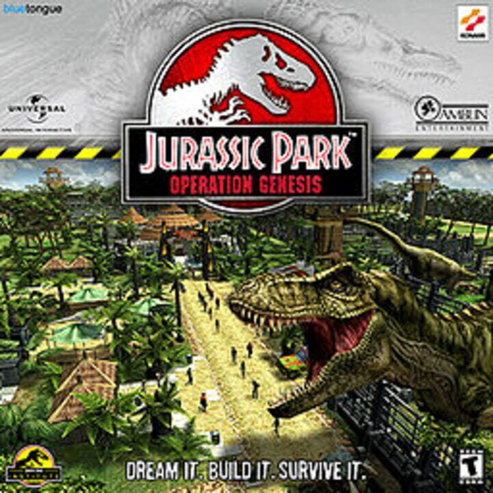 jurassic park operation genesis full download free