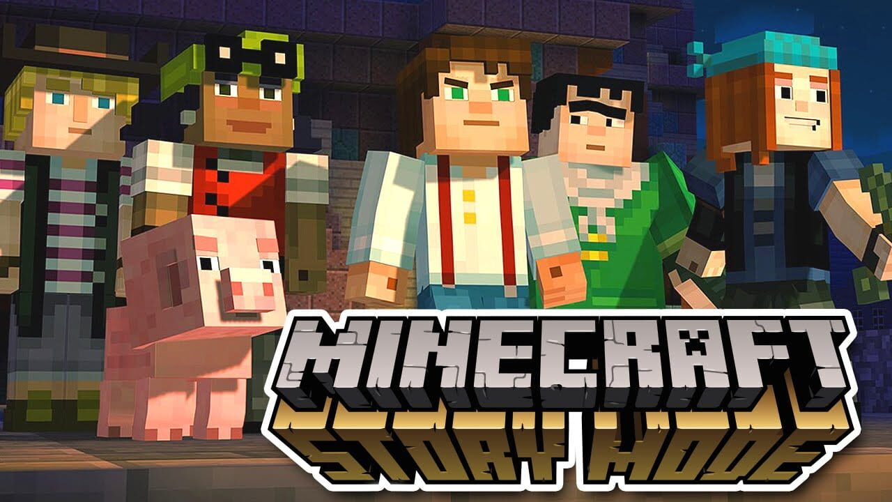 Minecraft: Story Mode - Episodes 2-5 Free PC Install