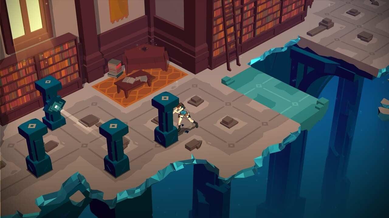 Lara Croft GO: Mirror Of Spirits