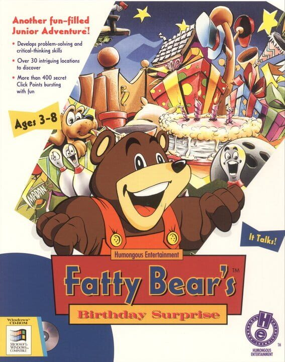 Fatty Bear's Birthday Surprise Free Install PC Install