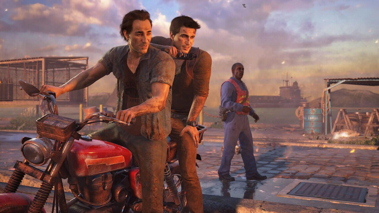Uncharted 4: A Thief's End Free Download Download
