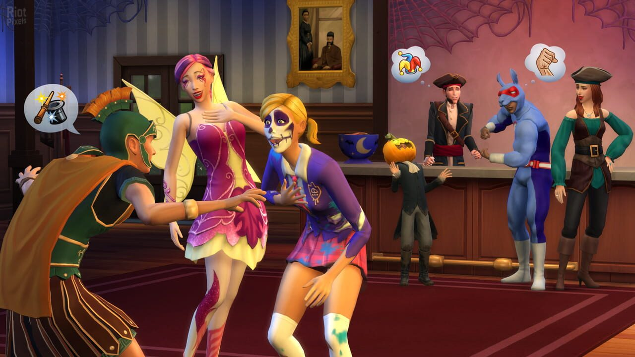 The Sims 4: Spooky Stuff Free Install Download