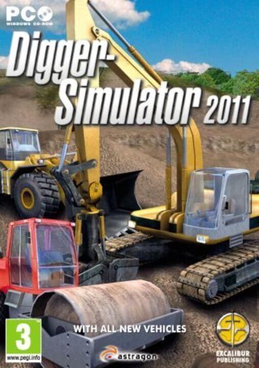 Digger Simulator 2011 Free Download PC Install