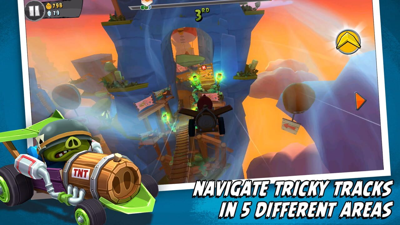 Full game Angry Birds Go! PC Install download for free ...