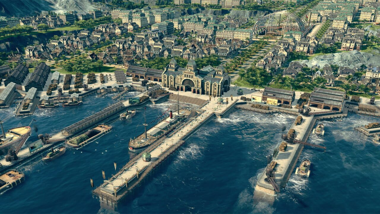 Anno 1800 Free PC Install Download