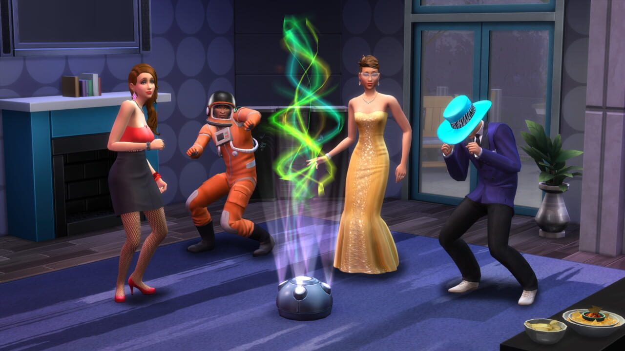 The Sims 4 - Deluxe Party Edition Pc Free Game Download