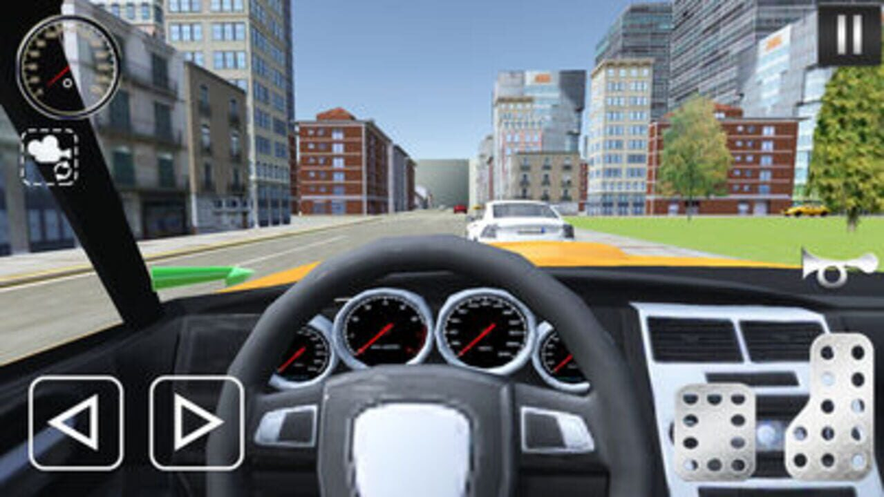 Real City Car Driving Sim 2017 PC Install Download