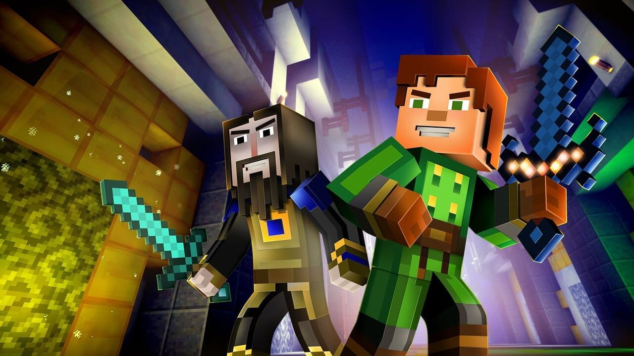 Minecraft: Story Mode Season Two - Episode 4: Below the Bedrock Pc Free Game Download