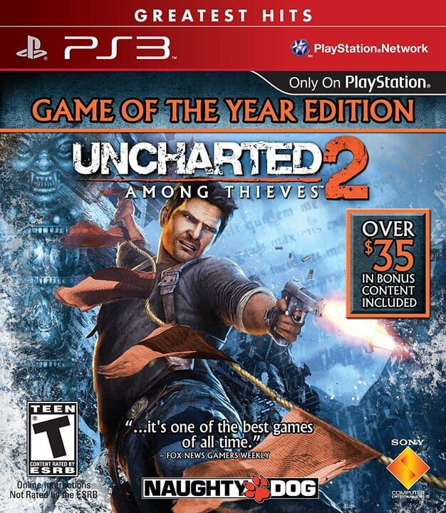 Uncharted 2: Among Thieves - Game of The Year Edition Free Download PC Install