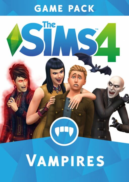 The Sims 4: Vampires - Game pack download PC Install