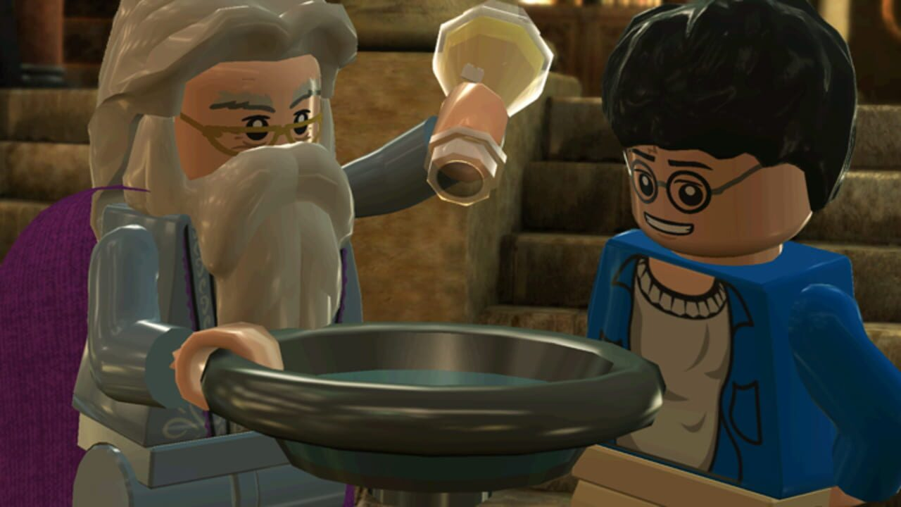 Lego Harry Potter: Years 5-7 Download