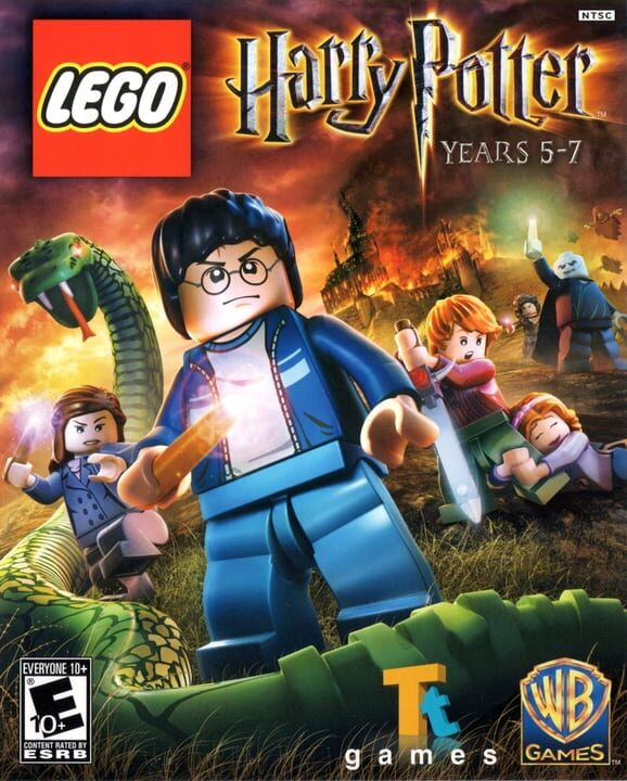 Lego Harry Potter: Years 5-7 PC Install