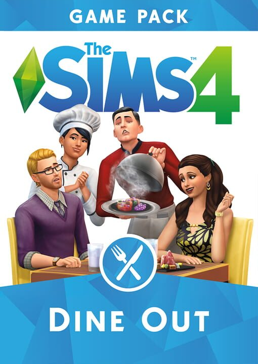 The Sims 4 Dine Out - Game pack download PC Install