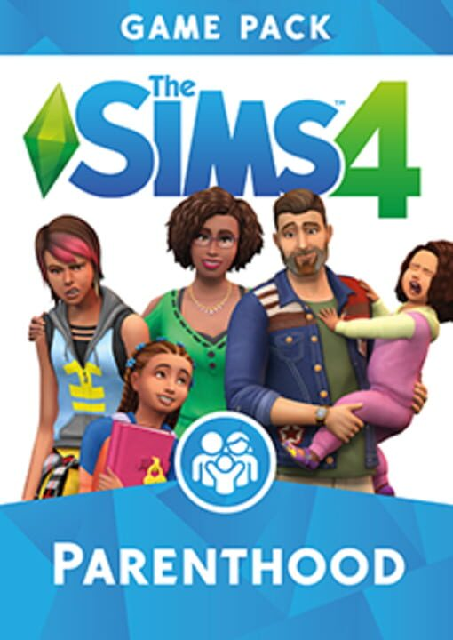 The Sims 4: Parenthood - Game pack download PC Install