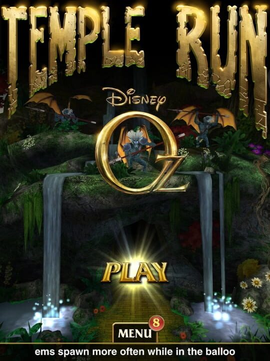 Temple Run: Oz Free Install Download