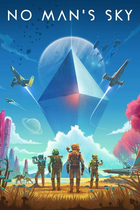 No Man's Sky - PC,PlayStation 4,Xbox One DOWNLOAD PC Install