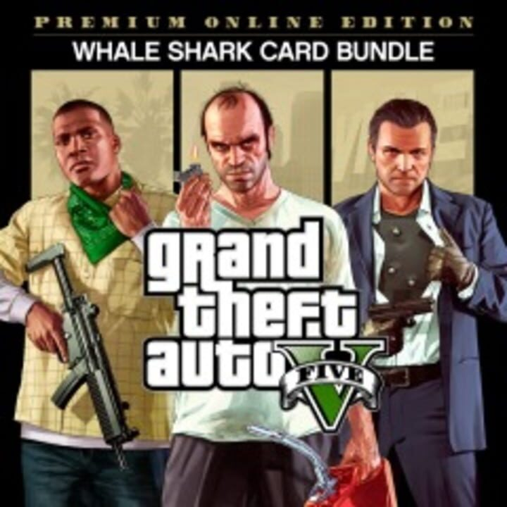 Grand Theft Auto V: Premium Online Edition & Whale Shark Card Bundle Pc Free Game PC Install