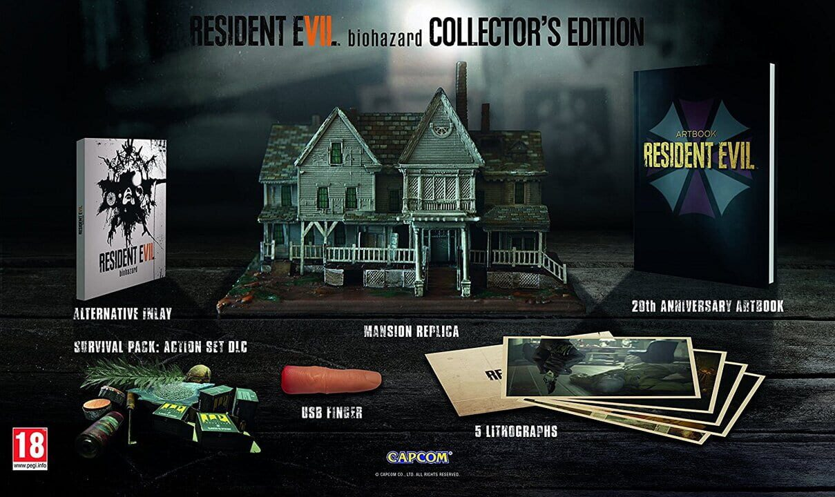 Resident Evil 7: Biohazard - Collector's Edition Free Download Download