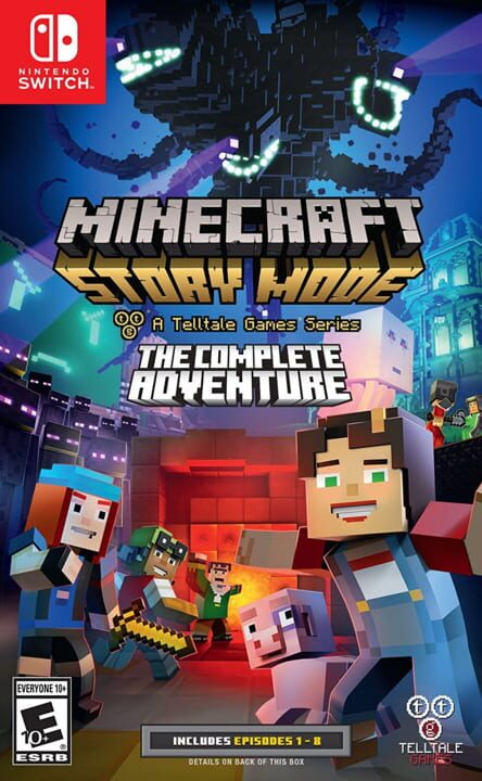 Full Game Minecraft Story Mode The Complete Adventure