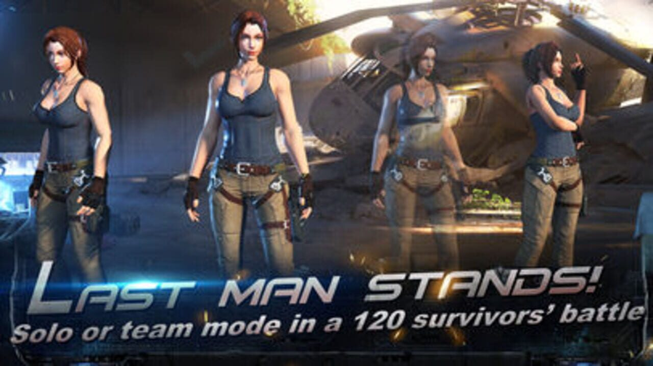 Rules of Survival Pc Free Game Download