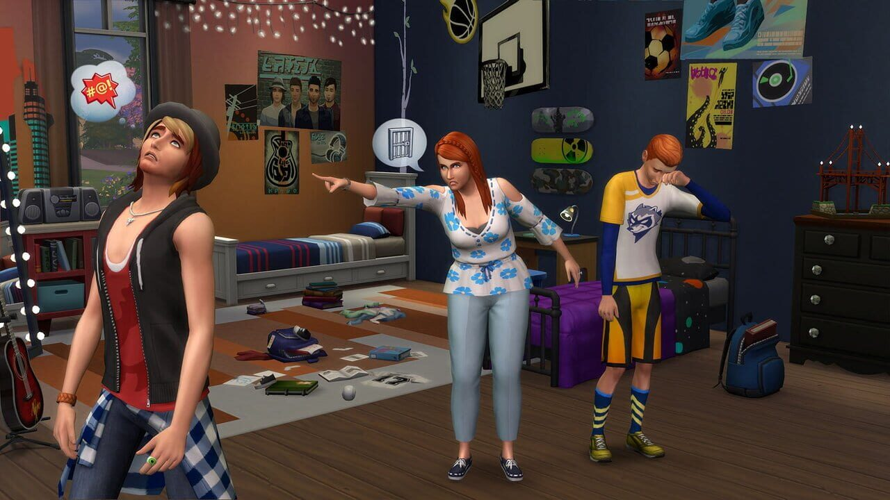 The Sims 4: Parenthood - Game pack download Download