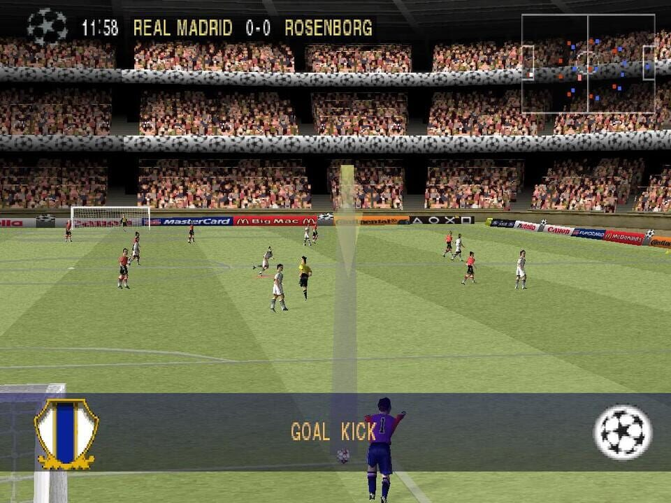 UEFA Champions League 1998-1999 Free Download Download