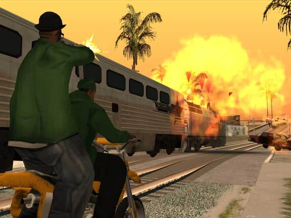 Grand Theft Auto: San Andreas Free Download Download