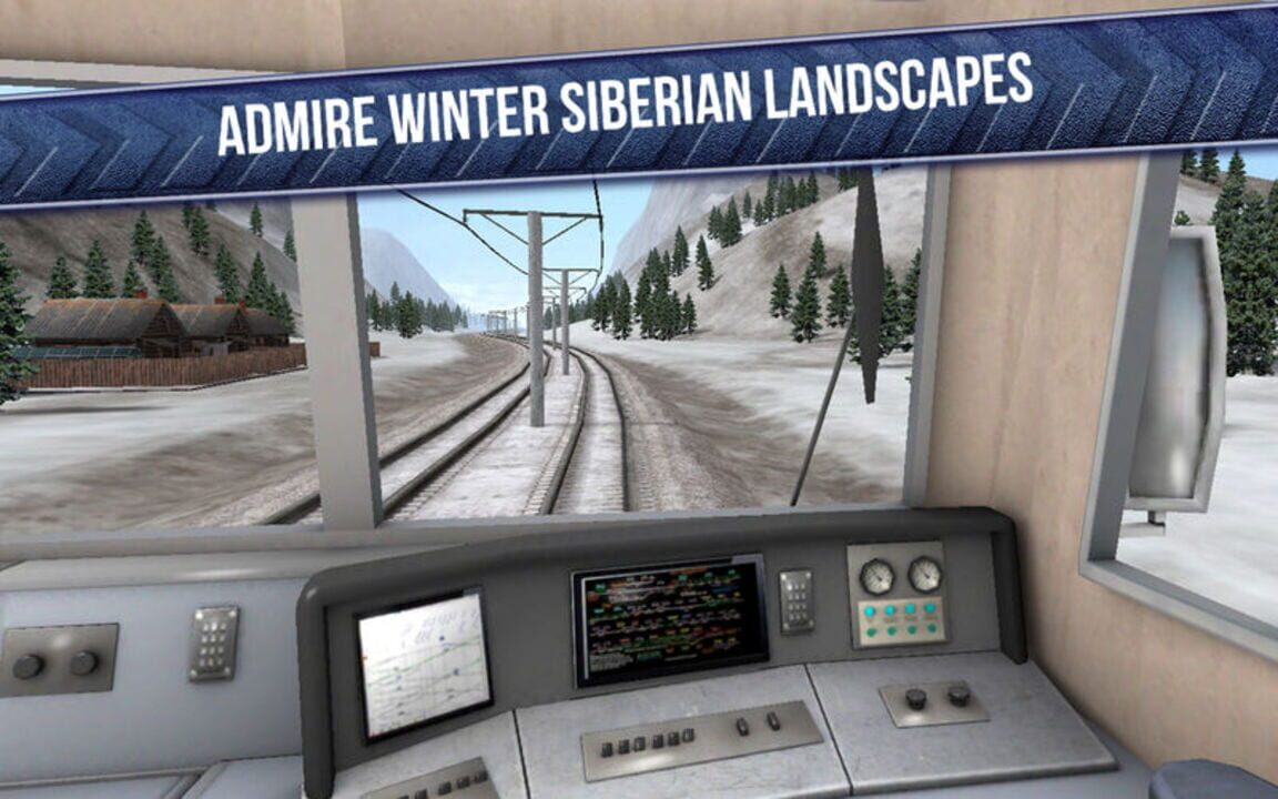 Snow Plow Train Simulator 3D - Russia Free Download Download