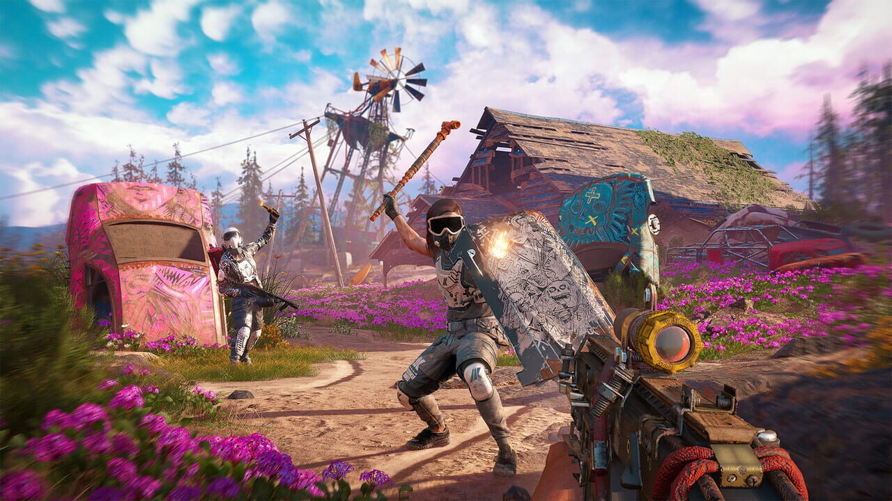 Far Cry: New Dawn CODEX Free Download Download