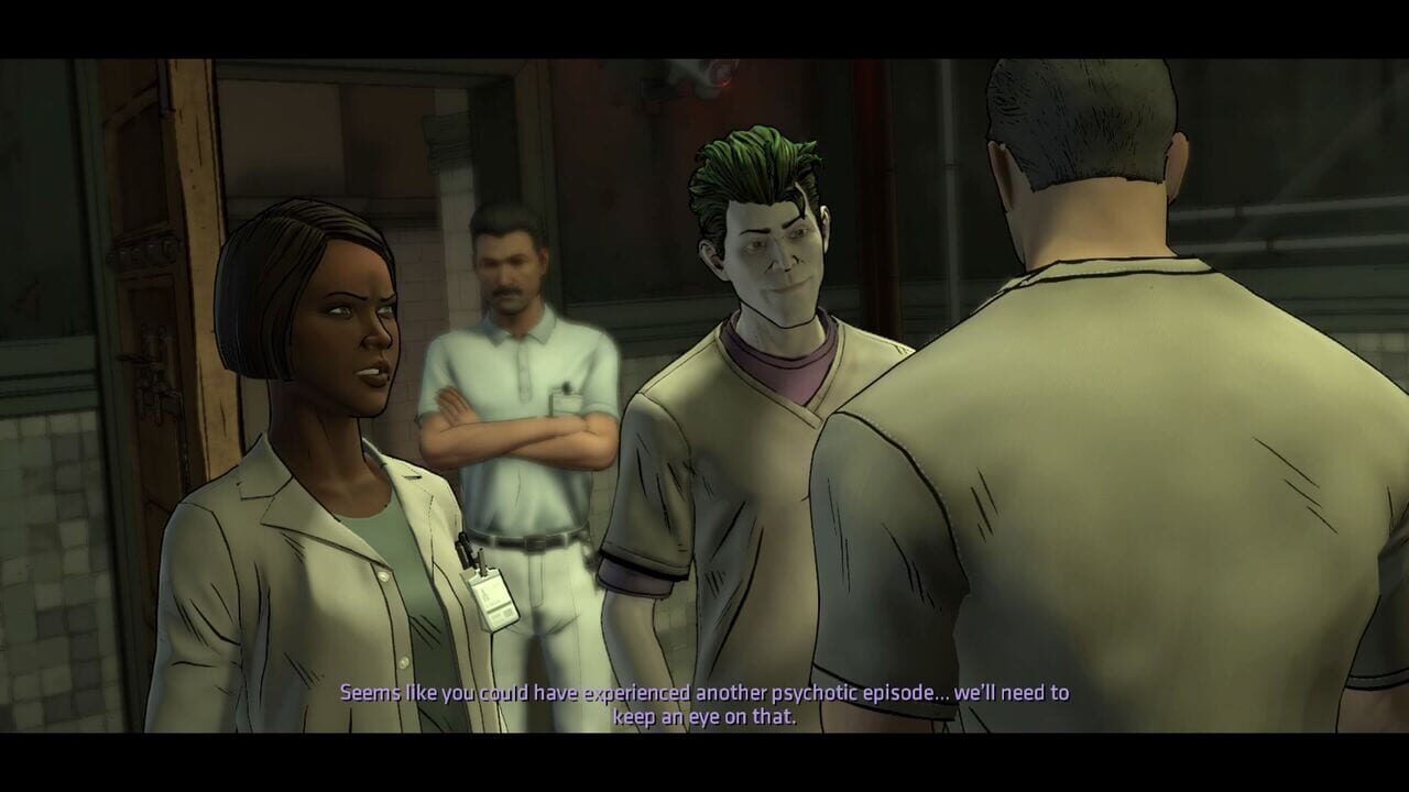 Batman: The Telltale Series - Episode 4: Guardian of Gotham Free Download Download