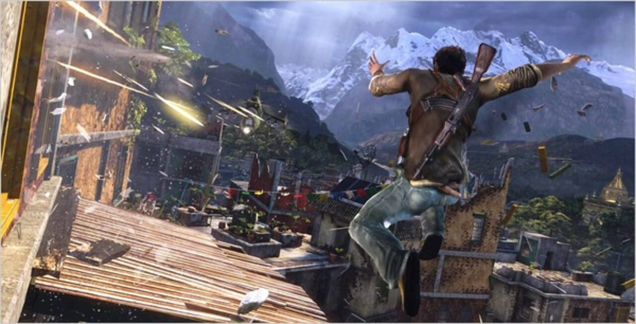 Uncharted 2: Among Thieves - Game of The Year Edition Free Download Download