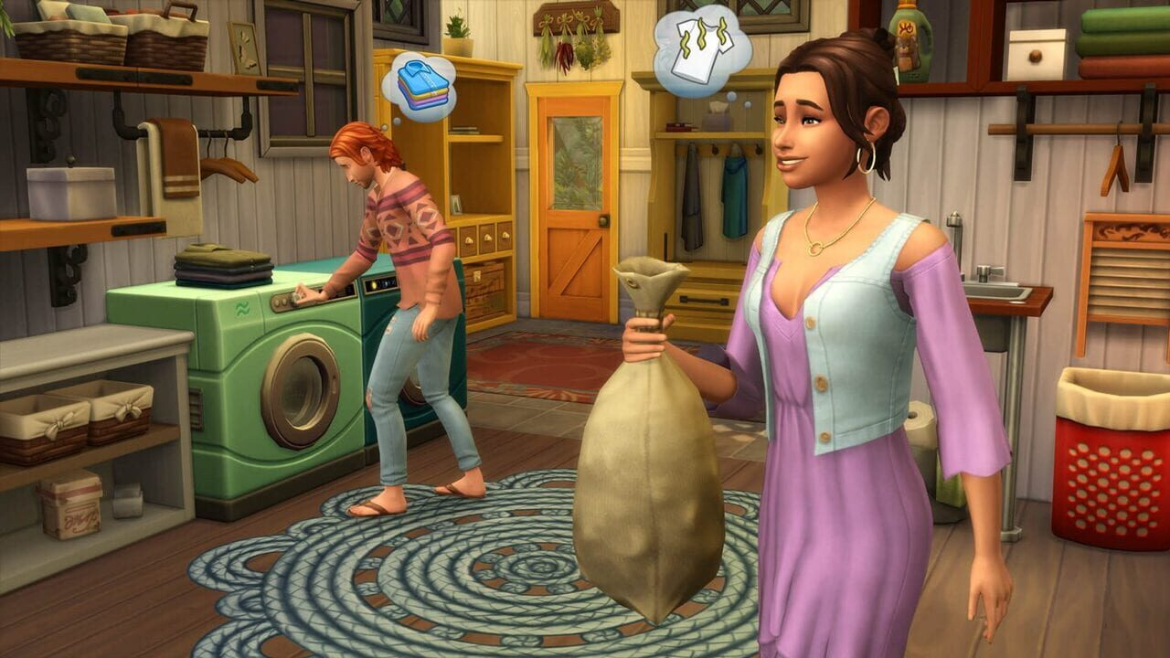 The Sims 4: Laundry Day Stuff Free Download
