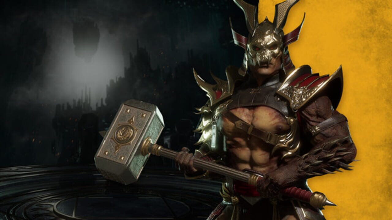 Mortal Kombat 11: Shao Kahn free download Download