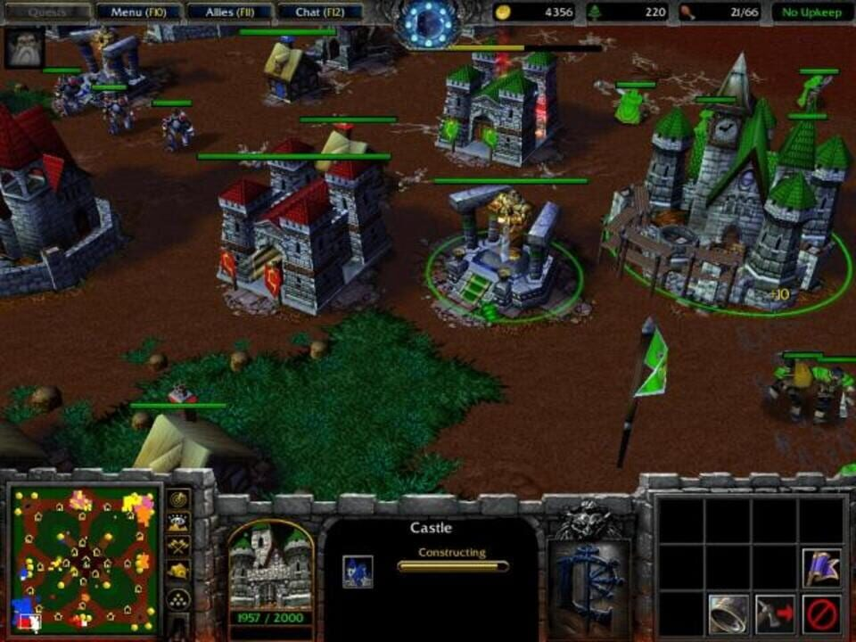 Warcraft III: The Frozen Throne Free Download Download