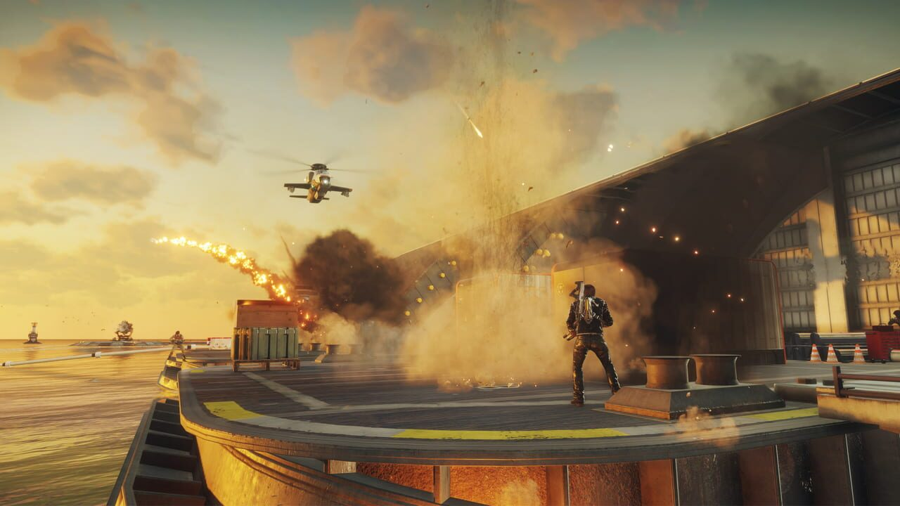 Just Cause 4: Danger Rising Free Download Download