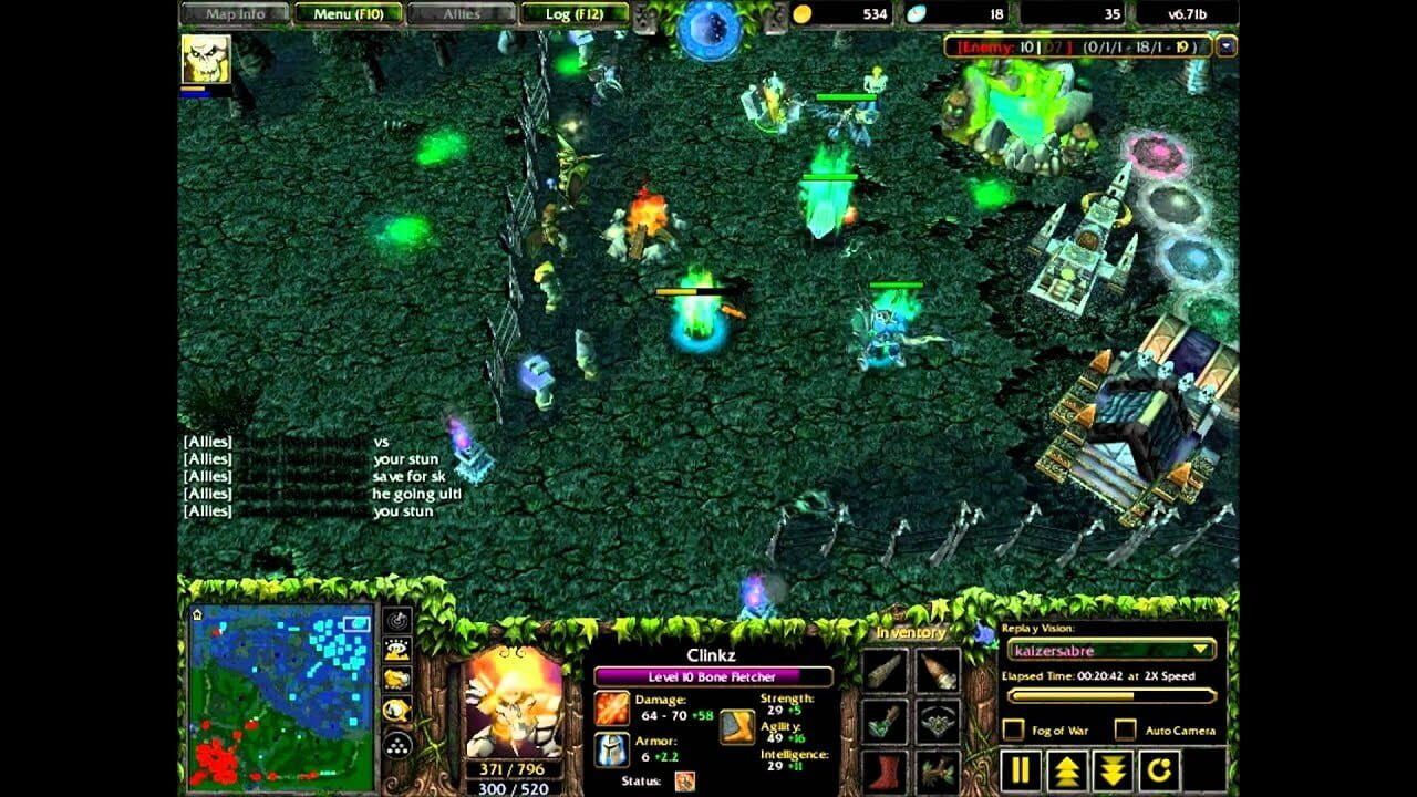 Defense Of The Ancients Installer Free Download