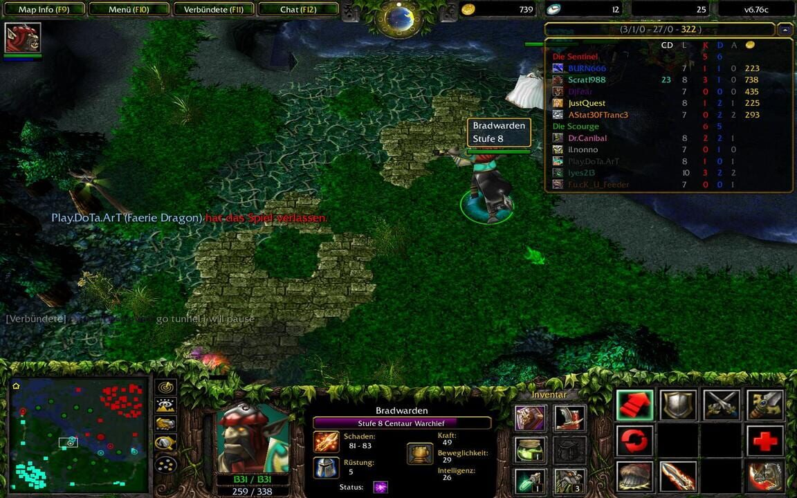 Defense Of The Ancients 2003 Games Direct