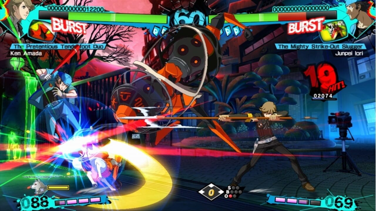 Persona 4 Arena Ultimax Free Download