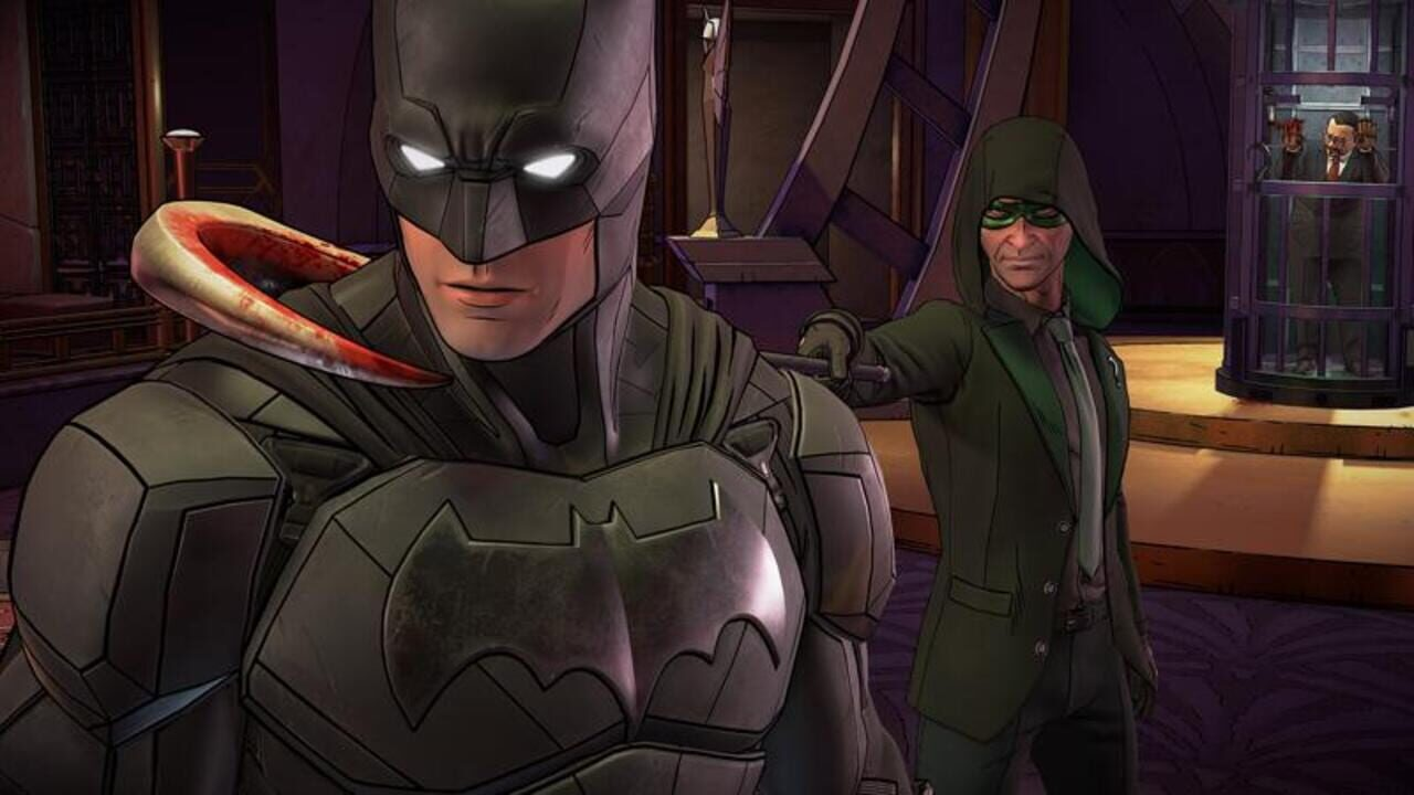 The Telltale Batman Bundle Free Download Download