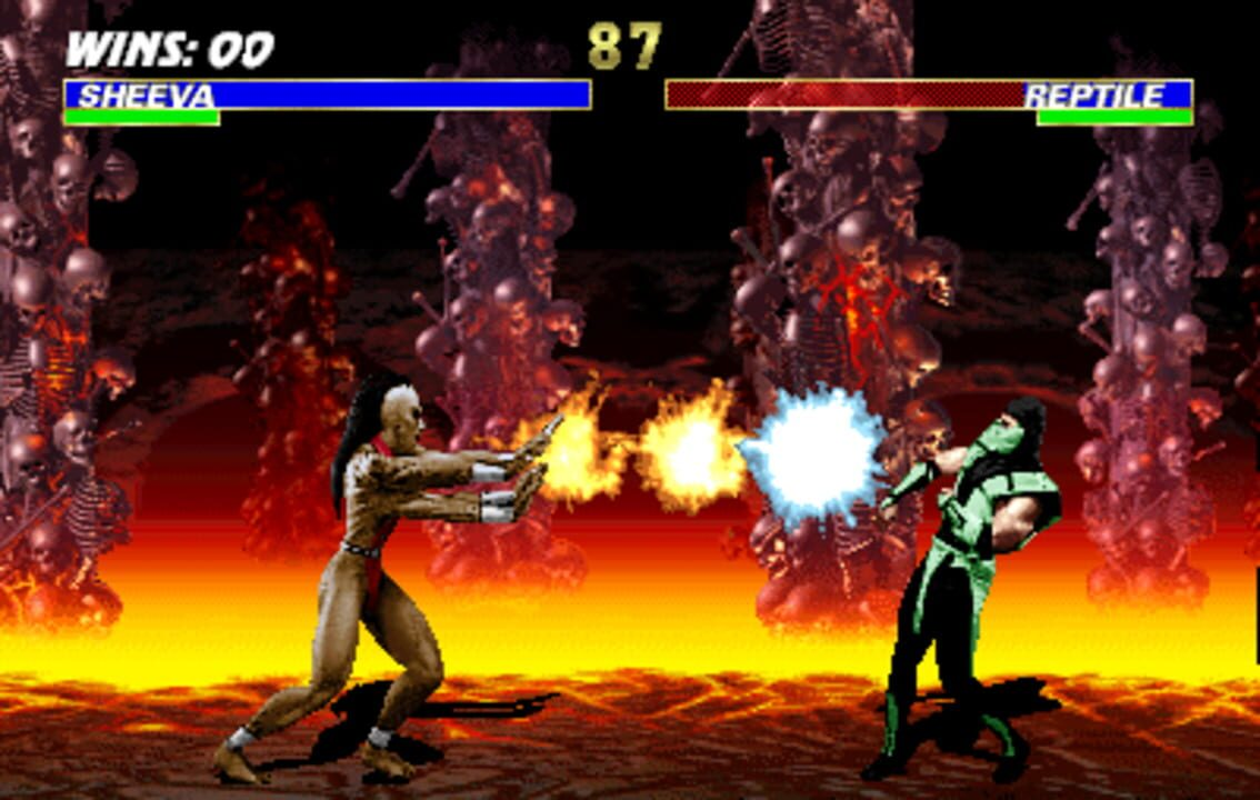 Ultimate Mortal Kombat 3 Free Download