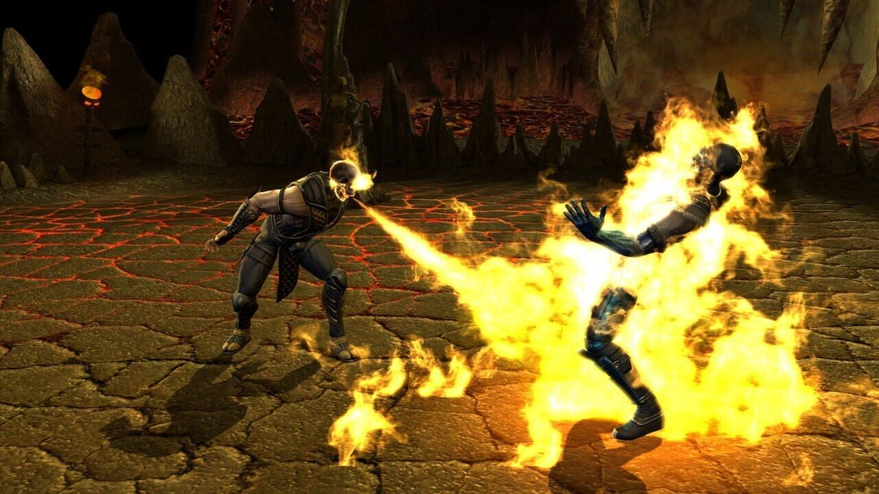 Mortal Kombat vs. DC Universe Free Download
