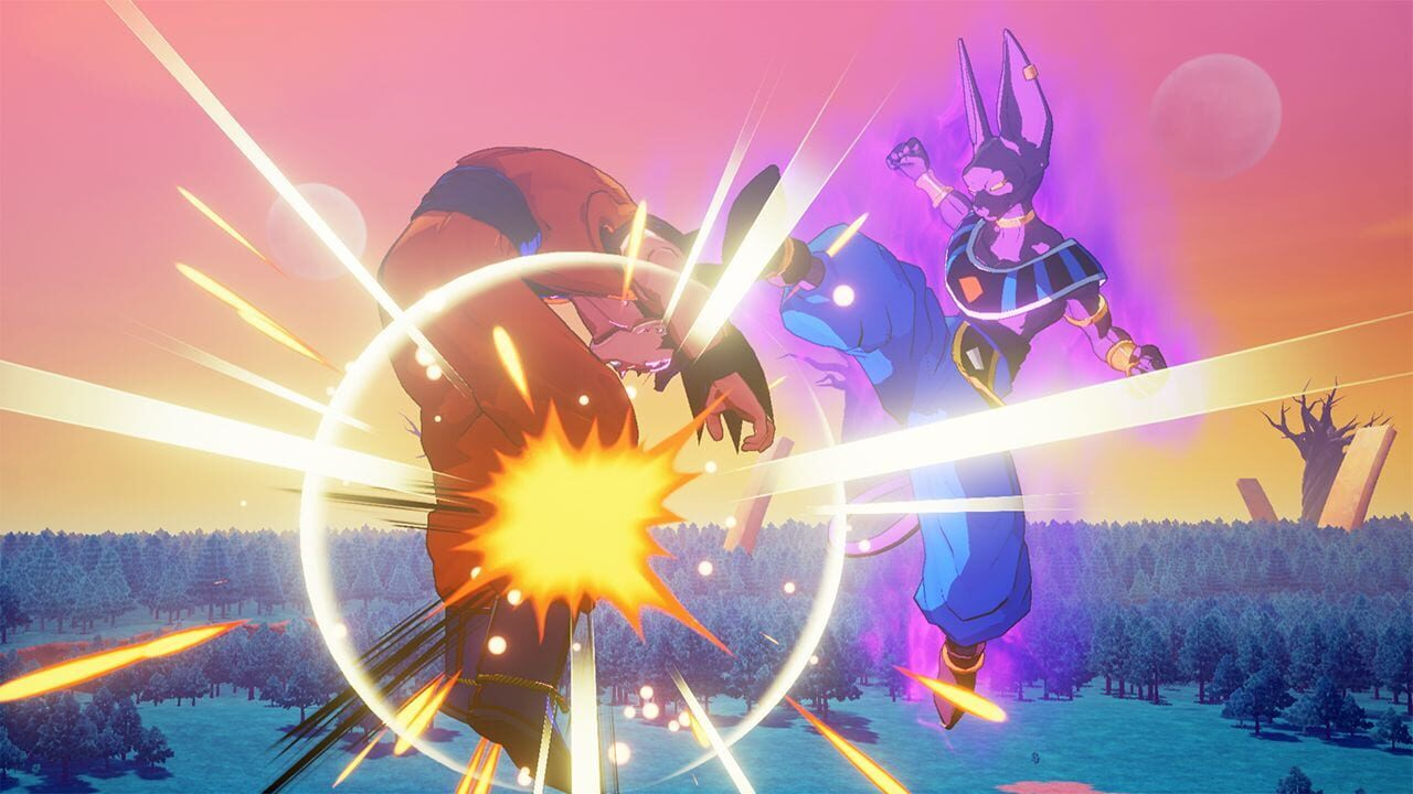 DRAGON BALL Z: KAKAROT: A New Power Awakens - Part 1 Pc Free Game Download