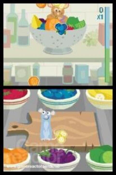Ratatouille: Food Frenzy Free Download