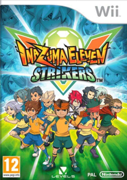 Inazuma eleven go strikers
