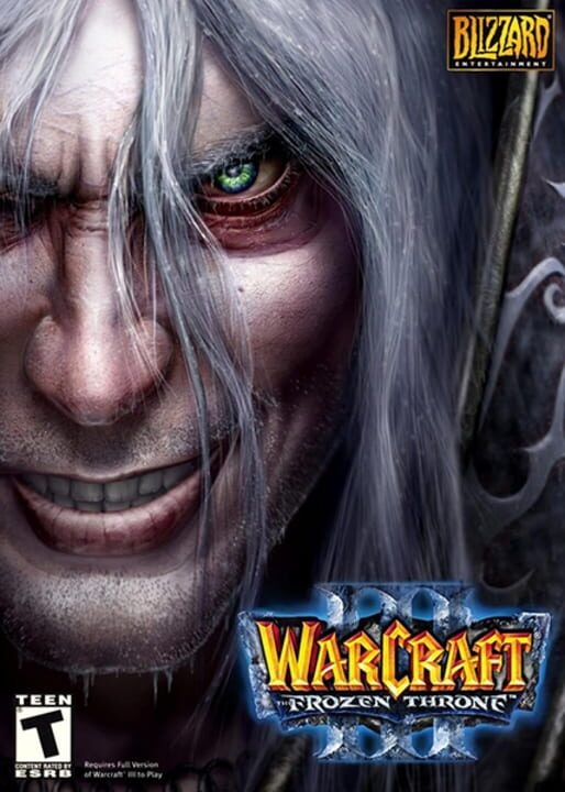 Warcraft III: The Frozen Throne Free Download PC Install