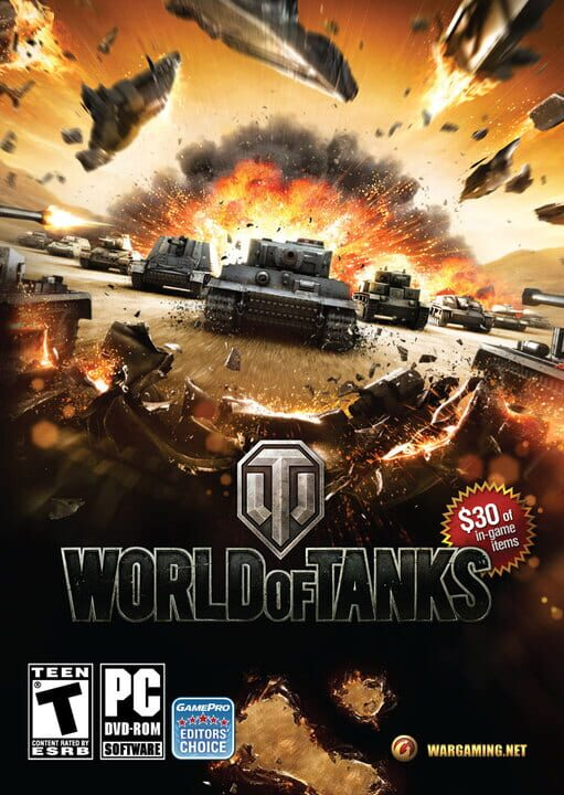 World of Tanks PC Install