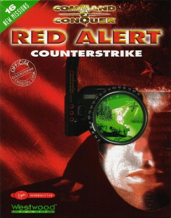 Command & Conquer: Red Alert - Counterstrike PC Install Download