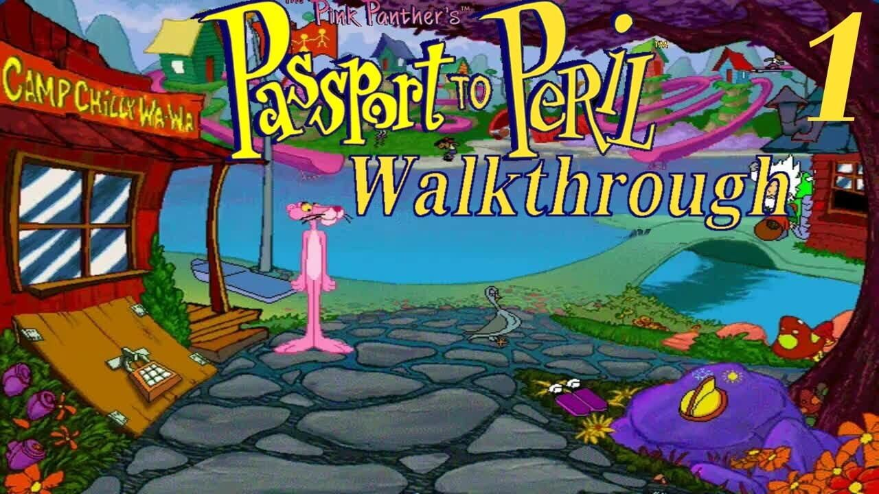 The Pink Panther's Passport to Peril Free Install Download