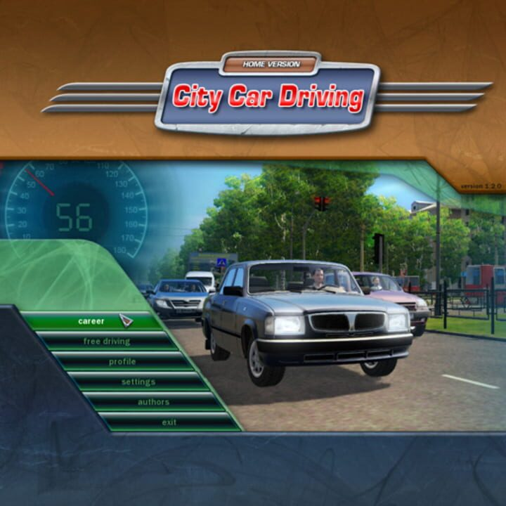 City Car Driving Free Install PC Install
